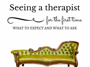 What to Expect Seeing a Therapist for the First Time