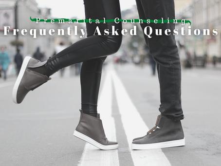 Premarital Counseling FAQ