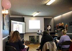 Martha Jacobi Monika Baumann Brainspotting Kids training Indianapolis
