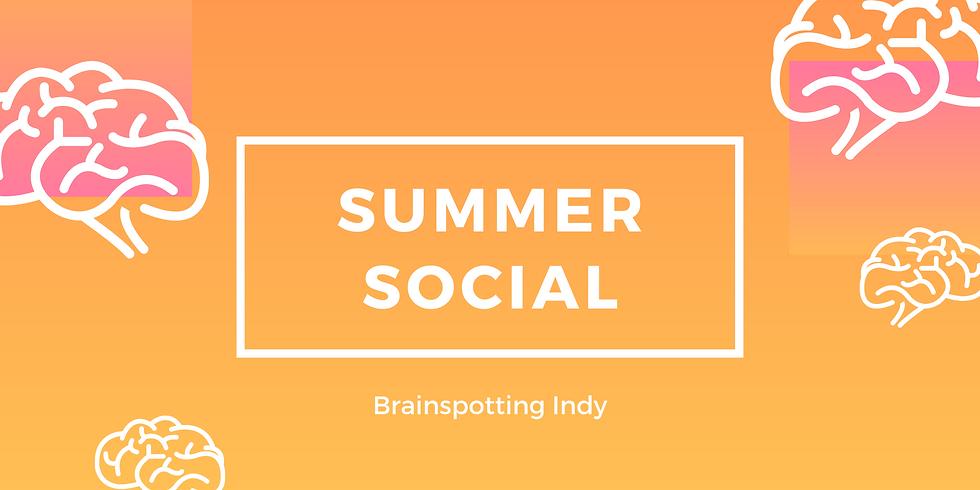 Brainspotting Indy Summer Social