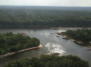 Rio Aripuanã -  O Paraíso de Pesca.