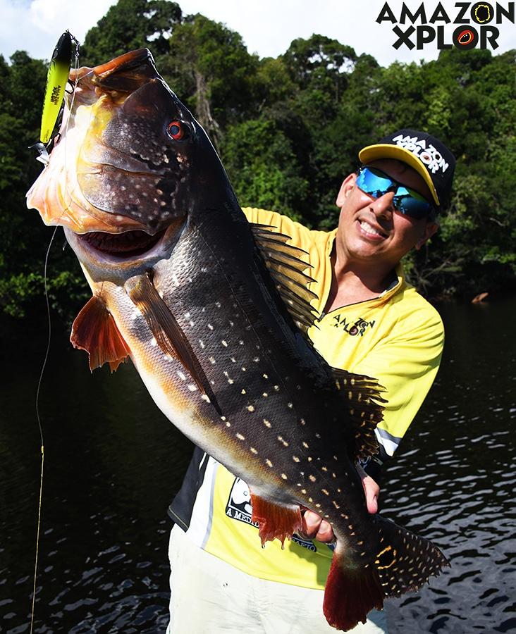 Pescaria no amazonas - tucunare (57)