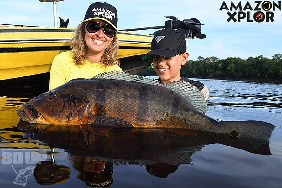 Pescaria no amazonas - tucunare (73)