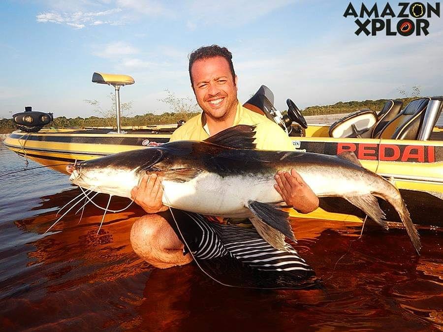 Pescaria no amazonas - tucunare (97)
