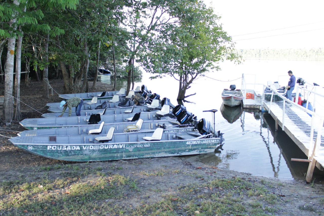 Pescaria de Trairão - Rio Juruena