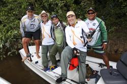 Pescaria no Suriname