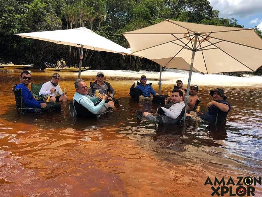 Pescaria no amazonas - tucunare (108)