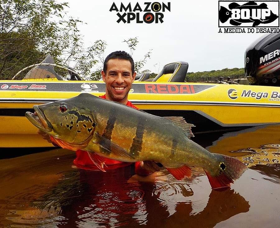 Pescaria no amazonas - tucunare (54)