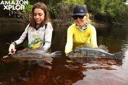 Pescaria no amazonas - tucunare (74)