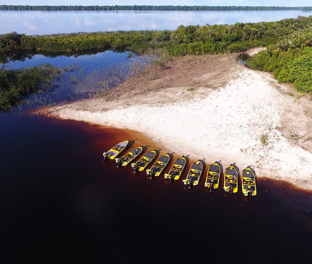 Pescaria no amazonas - tucunare (84)