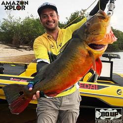 Pescaria no amazonas - tucunare (65)