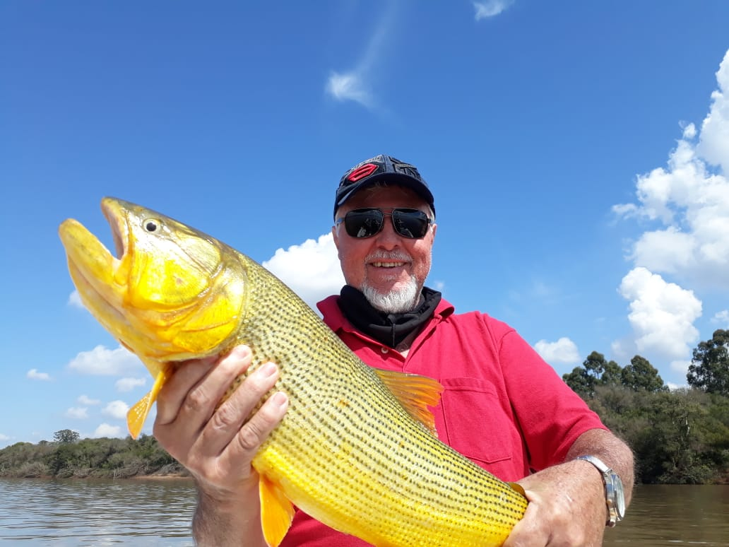 Pescaria na Argentina - Bambys Pesca