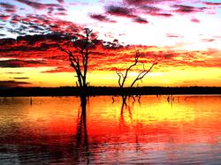 Lago do Peixe - Pousada Martins