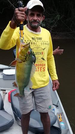 Pescaria de tucunaré em roraima (1)