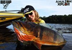 Pescaria no amazonas - tucunare (96)