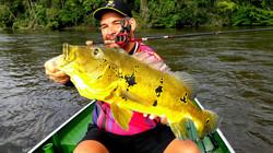 Pescaria Rio Trombetas