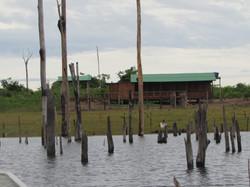 Pescaria em Balbina