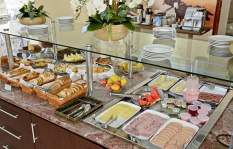 Café da Manhã - Mesa