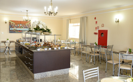 Café da manhã - restaurante