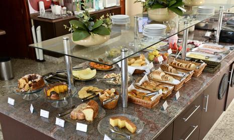 Café da Manhã - Opções