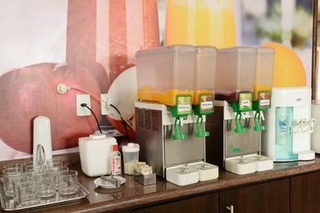 Café da Manhã - Bebida Gelada