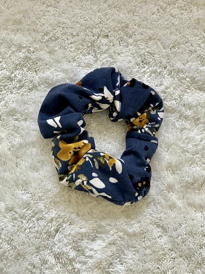 Blue Jean Baby Scrunchie