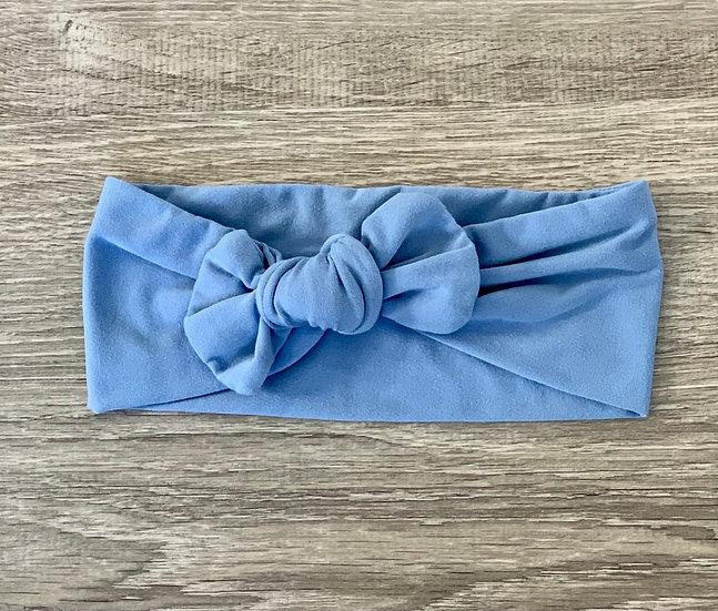 Baby Blue- Baby Headband
