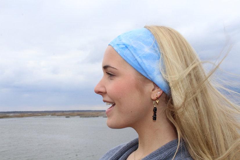 Blue Sky Tie Dye