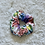Thumbnail: Spring Floral Scrunchie