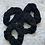 Thumbnail: Solid Black Scrunchie