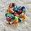 Thumbnail: Rainbow Tie-Dye Scrunchie