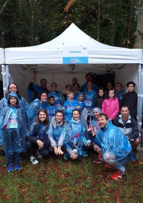 L'équipe Naturopera mobilisée pour la Course Solidaire Imagine For Margo