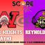 Listen Live: Huber Heights Wayne @ Reynoldsburg