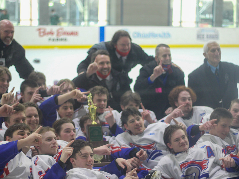 Highlights! Knights Skate Away With The 2021 OHSAA State Championship!