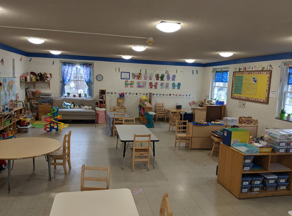 Pre-K Classroom 2020-21