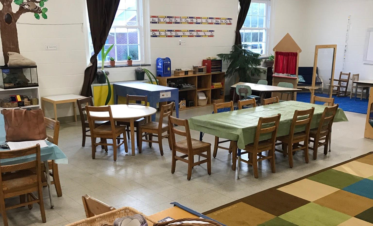 Threes Classroom (Pre-Covid)
