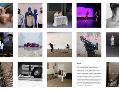 """DanceATL's A.M. Collaborative """"taste"""": Review"""