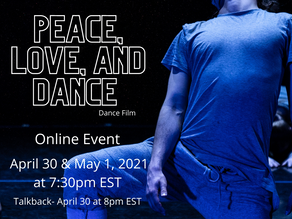 Peace, Love and Dance: Preview