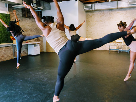 Jessica Bertram's new work relishes in strong feminine physique