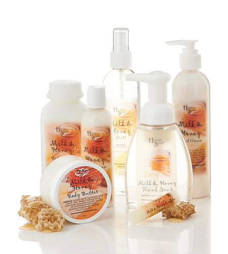 Milk & Honey Body Collection
