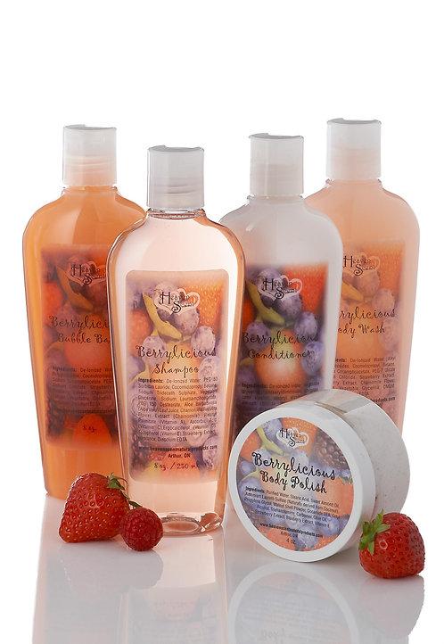 Berrylicious Bath Collection