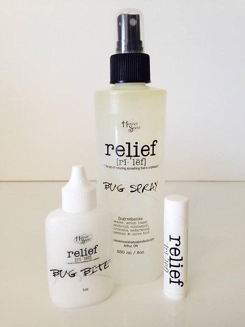 Relief Trio