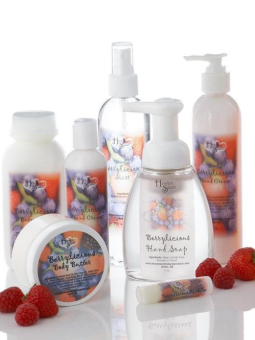 Berrylicious Body Collection