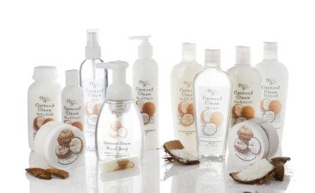 Coconut Cream Collection