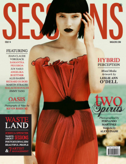 Sessions Magazine Spring 2013