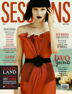 Sessions Magazine Spring 2013