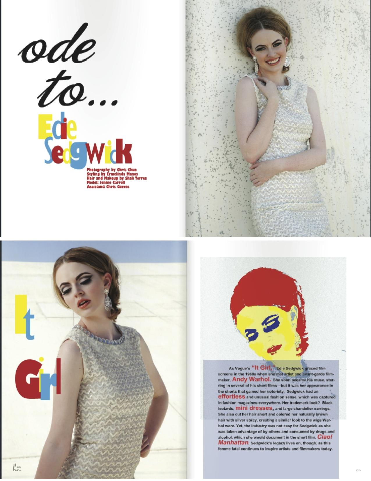 Turn Magazine Spread