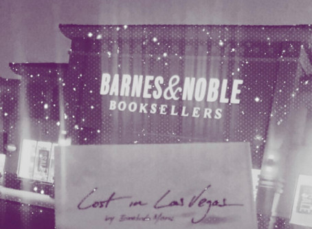 The journey from self-publisher to Barnes&Noble