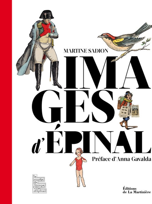 Images d'Épinal de Martine Sadion