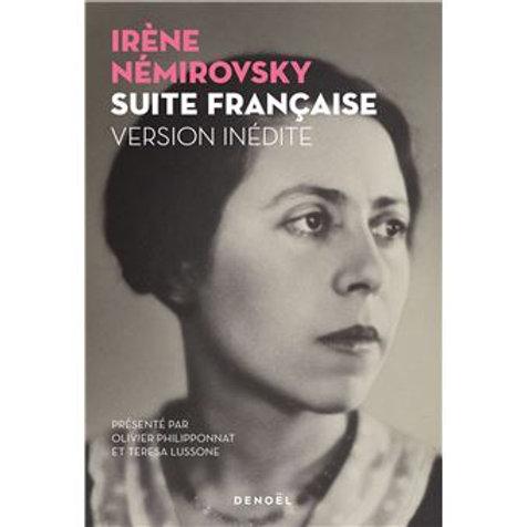 Suite française d'Irène Némirovsky (version inédite)